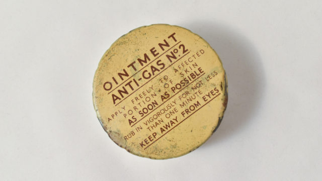 Ointment anti-gas No 2