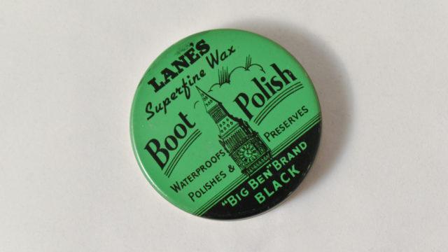 Boot polish