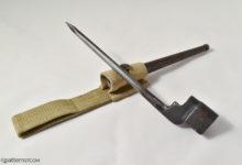 Spike bayonet No 4 Mk II