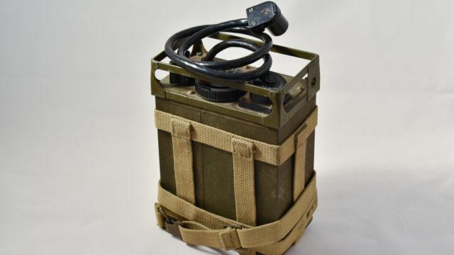 Wireless set No 38 Mk 2