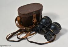 Night binoculars