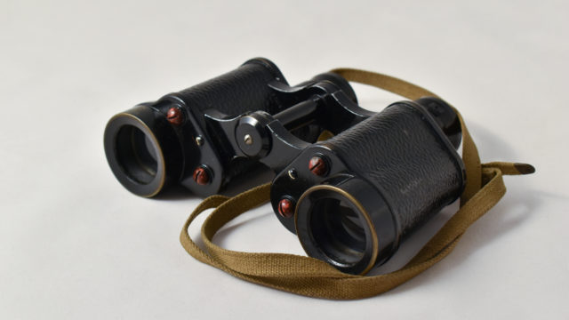 Prismatic binoculars No 2 Mk III