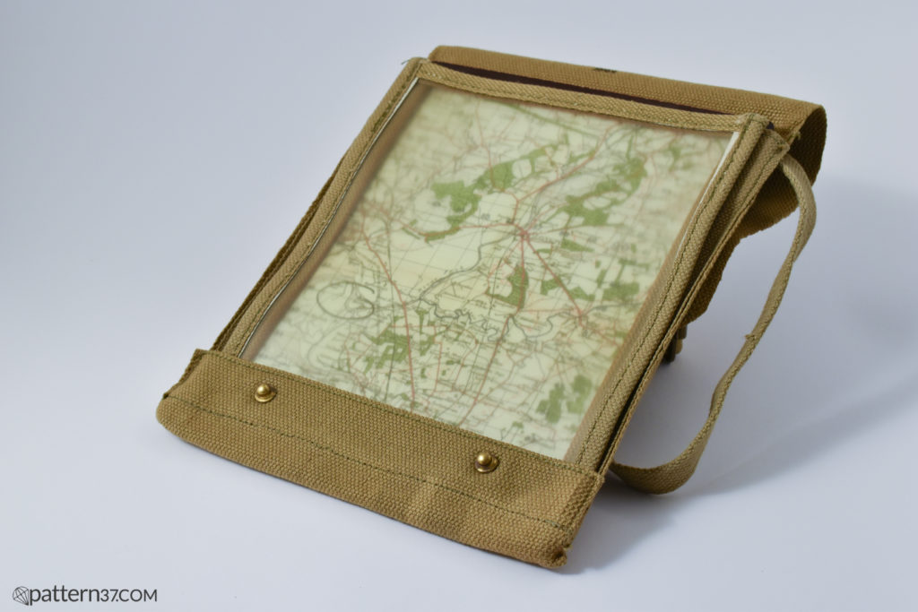 Map case No 2 Mk I economy patt.
