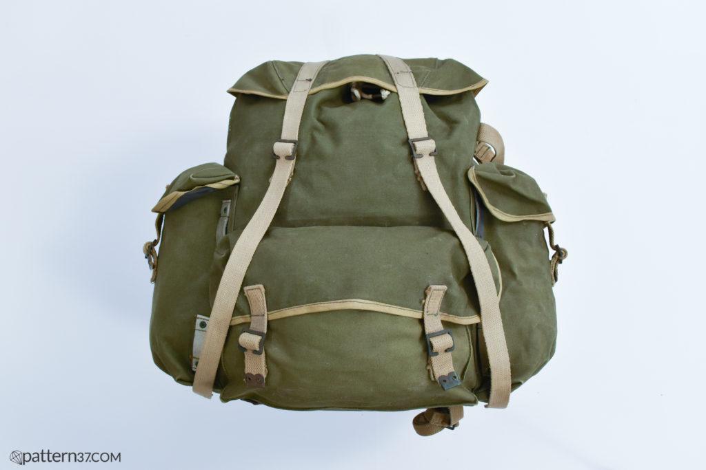 Bergen rucksack