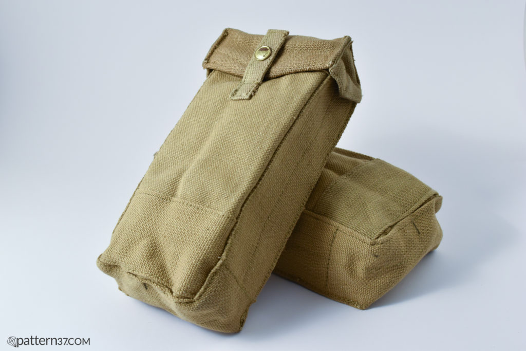 M.T. Drivers basic pouches