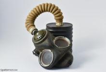 Anti-gas respirator