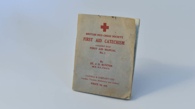 First Aid Catechism