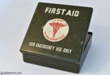 24 Unit Vehicle First Aid Kit