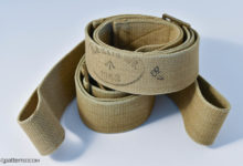 Stretcher carrying slings