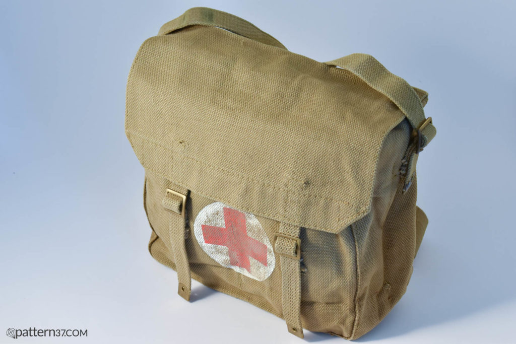 First Aid Haversack