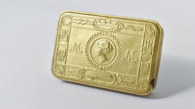 Prince Mary Christmas tin