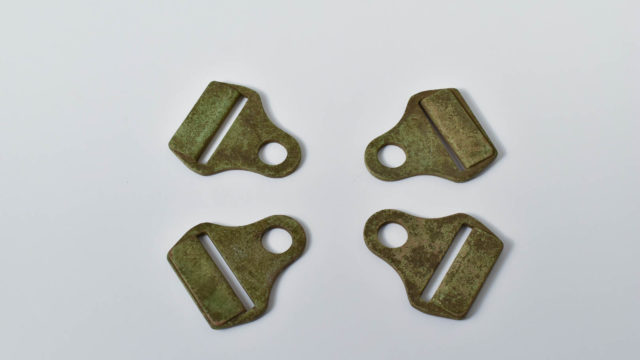 Buckle clips relics