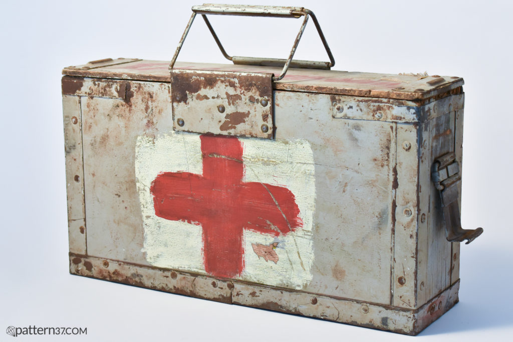 Medical ammo box