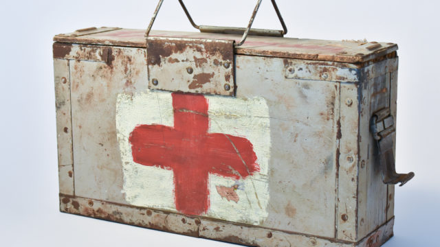 Medical ammo box