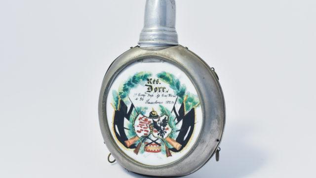 Prussian water bottle