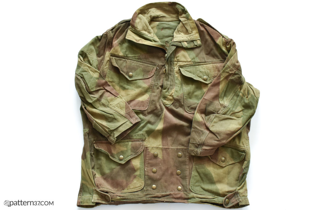 2nd pattern Denison Smock
