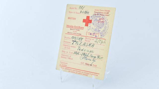 Medical Identity Card