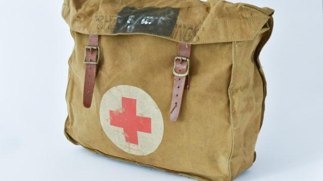 Shell dressings bag