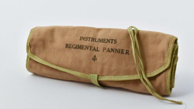 Instruments regimental pannier roll