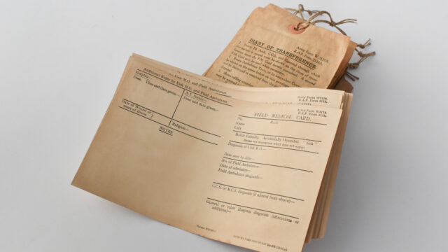 Field Medical Cards