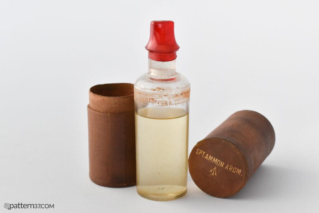 Aromatic Spirits of Ammonia