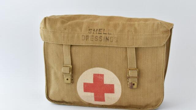 Shell dressing bag