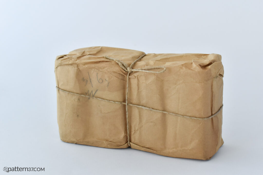 Loose woven bandages