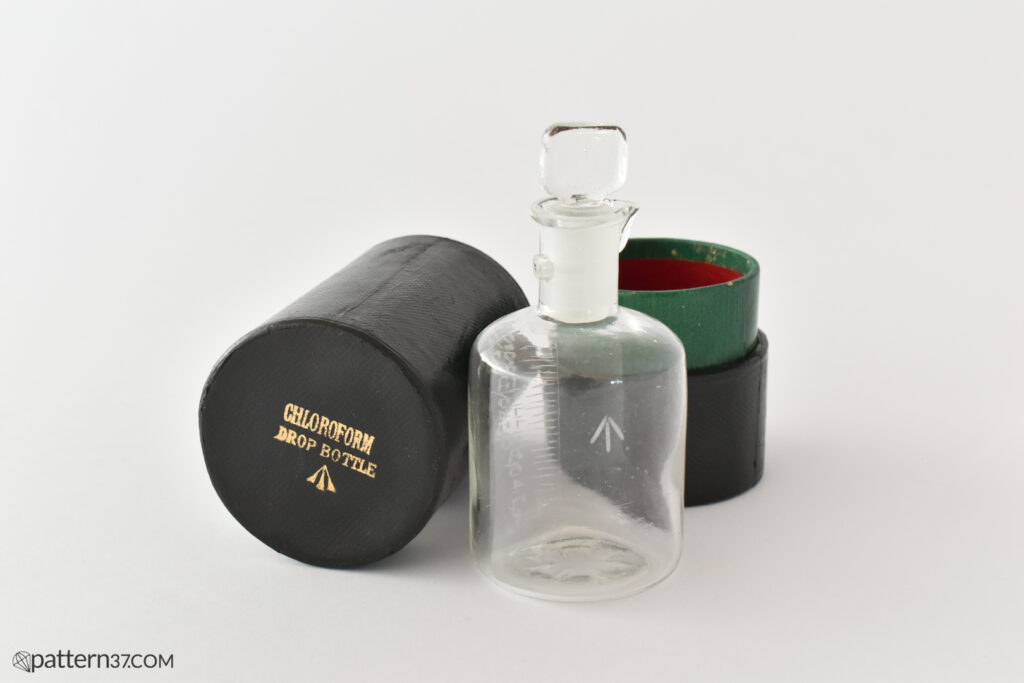 Chloroform bottle